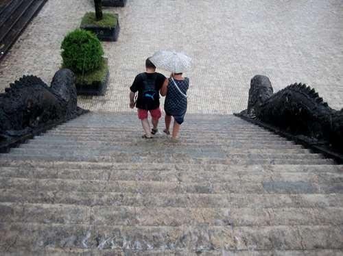 Déluge Tombeau Voyage Vietnam