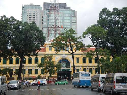 Claironyva Vietnam Ho Chi Minh Saigon La Grande Poste