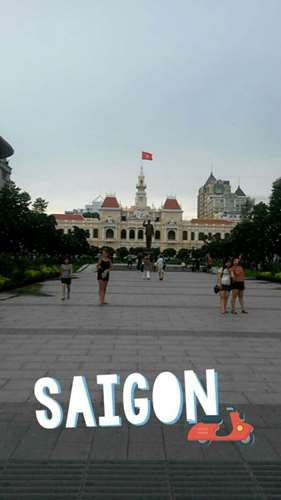 Mairie de Ho Chi Minh