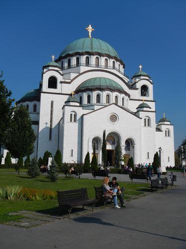 Claironyva Belgrade Cathédrale Saint Sava