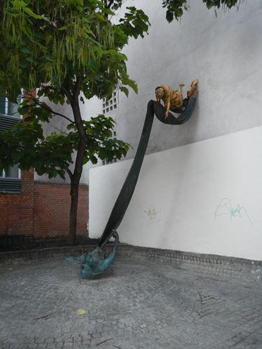 Budapest Ange Sauveur