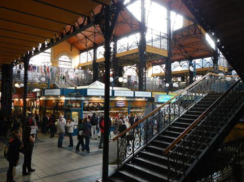 Budapest Marché couvert