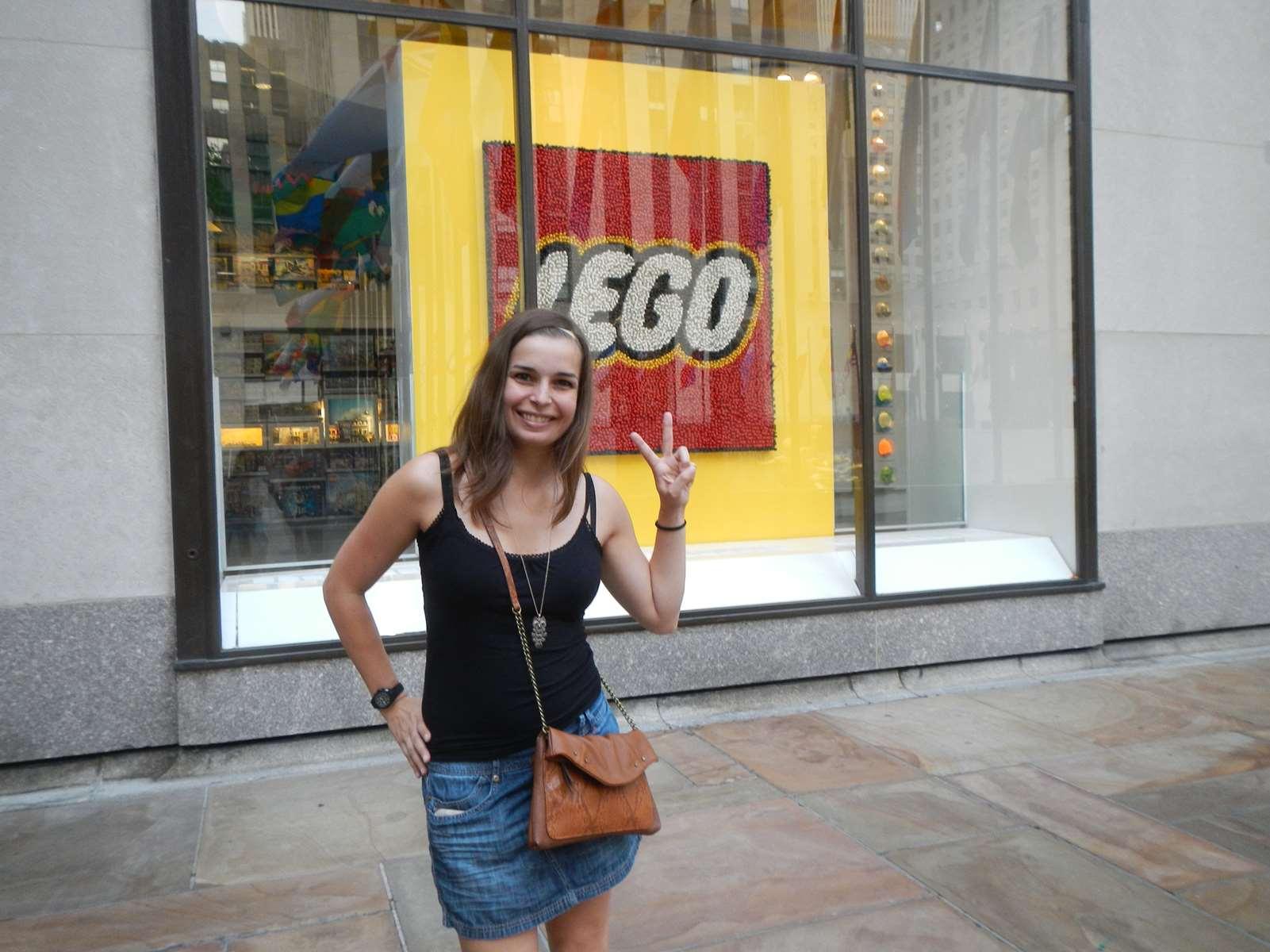 New York - Lego Store