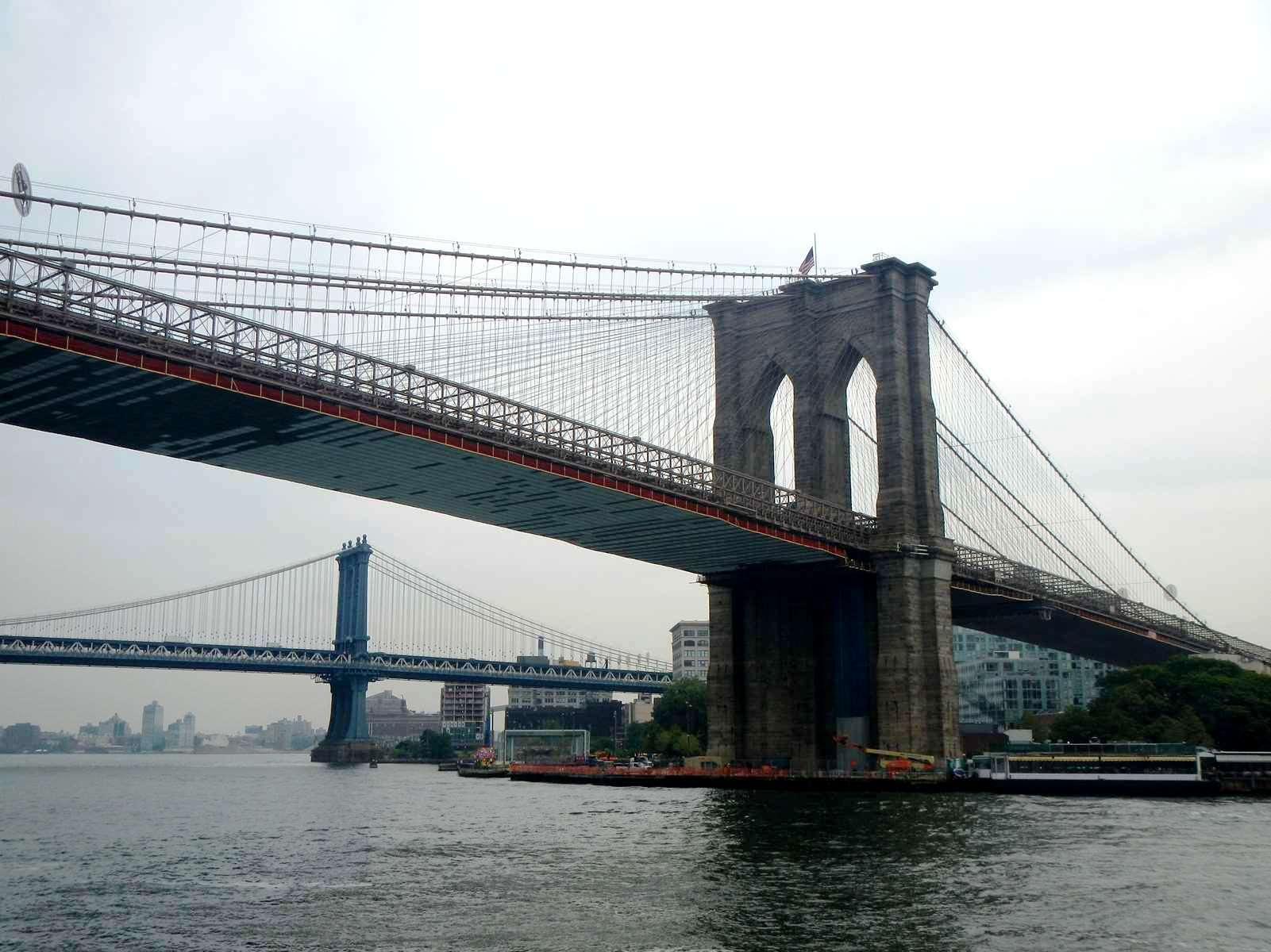 New York - Brooklyn Bridge Claironyva