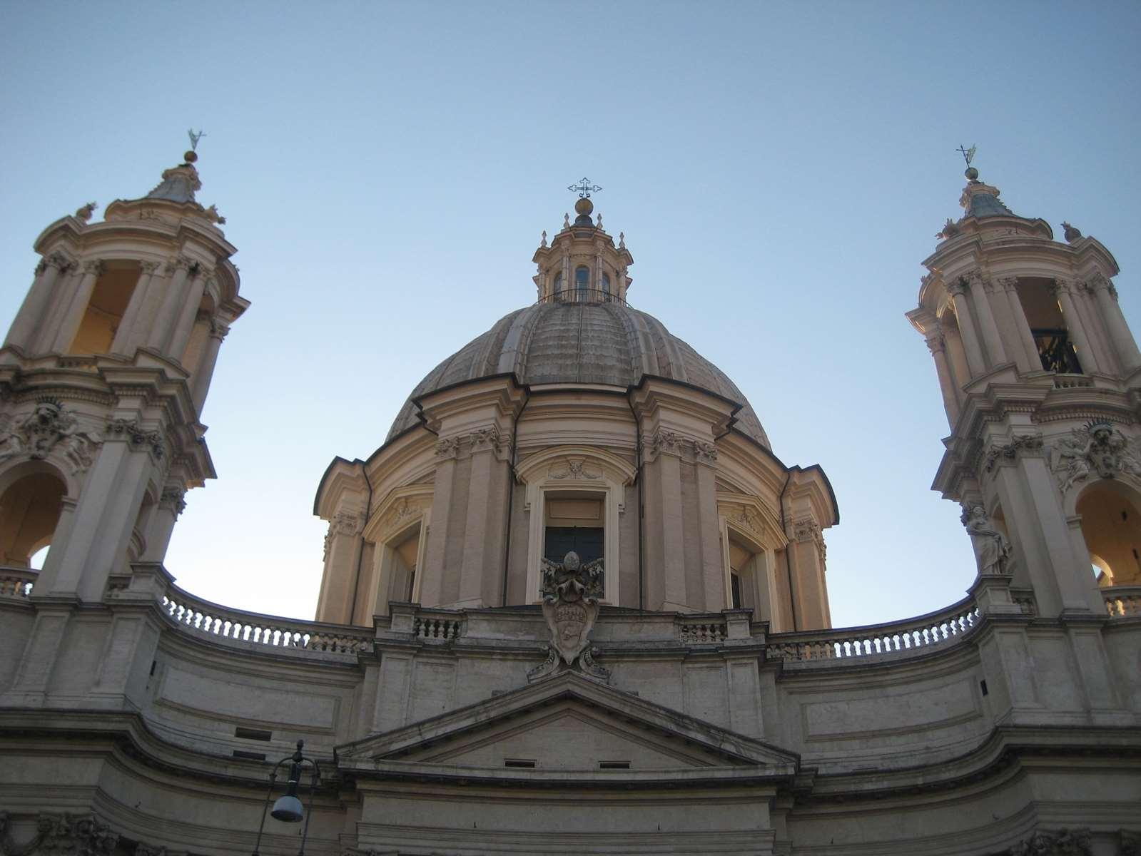 Italie-Rome piazza navona