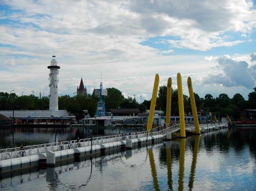 Vienne Ile Danube Claironyva