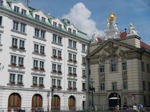 Vienne Claironyva Quartier des Palais