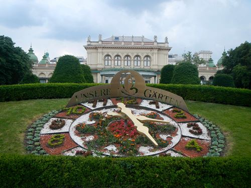 Vienne Claironyva Belvédère