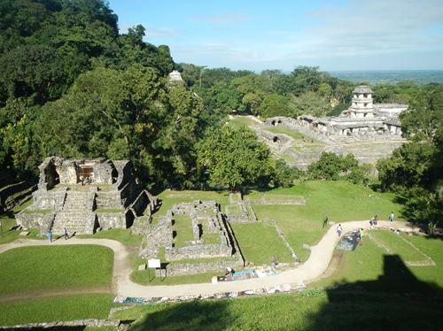 Palenque - site archéologique -