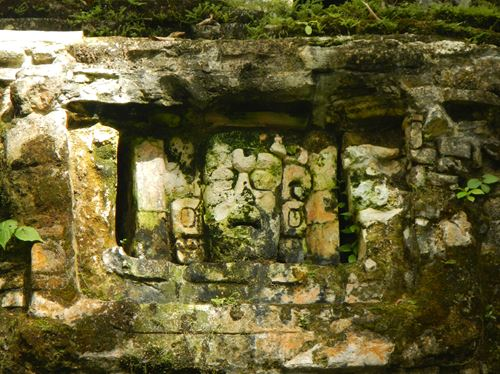 Palenque - Yaxchilan