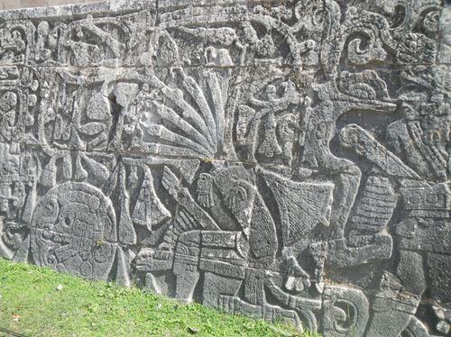 claironyva-mexique Chichen Itza