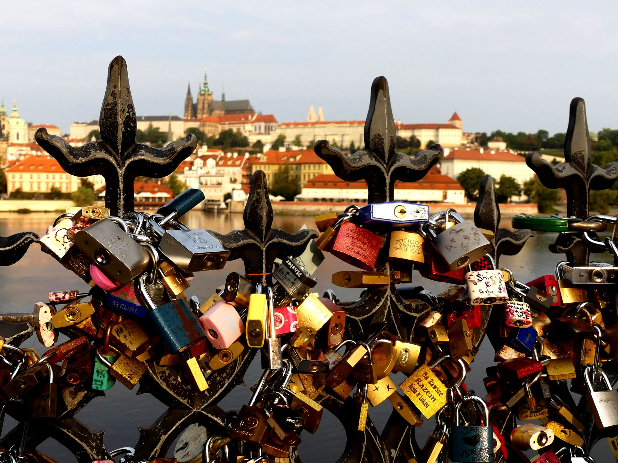 Prague week end Claironyva Pont Charles
