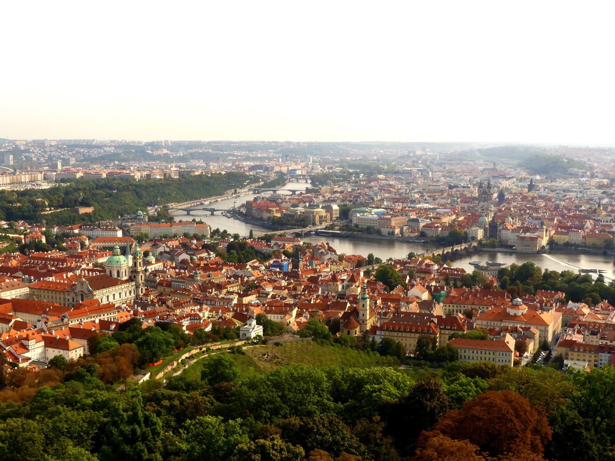 Prague week end Claironyva