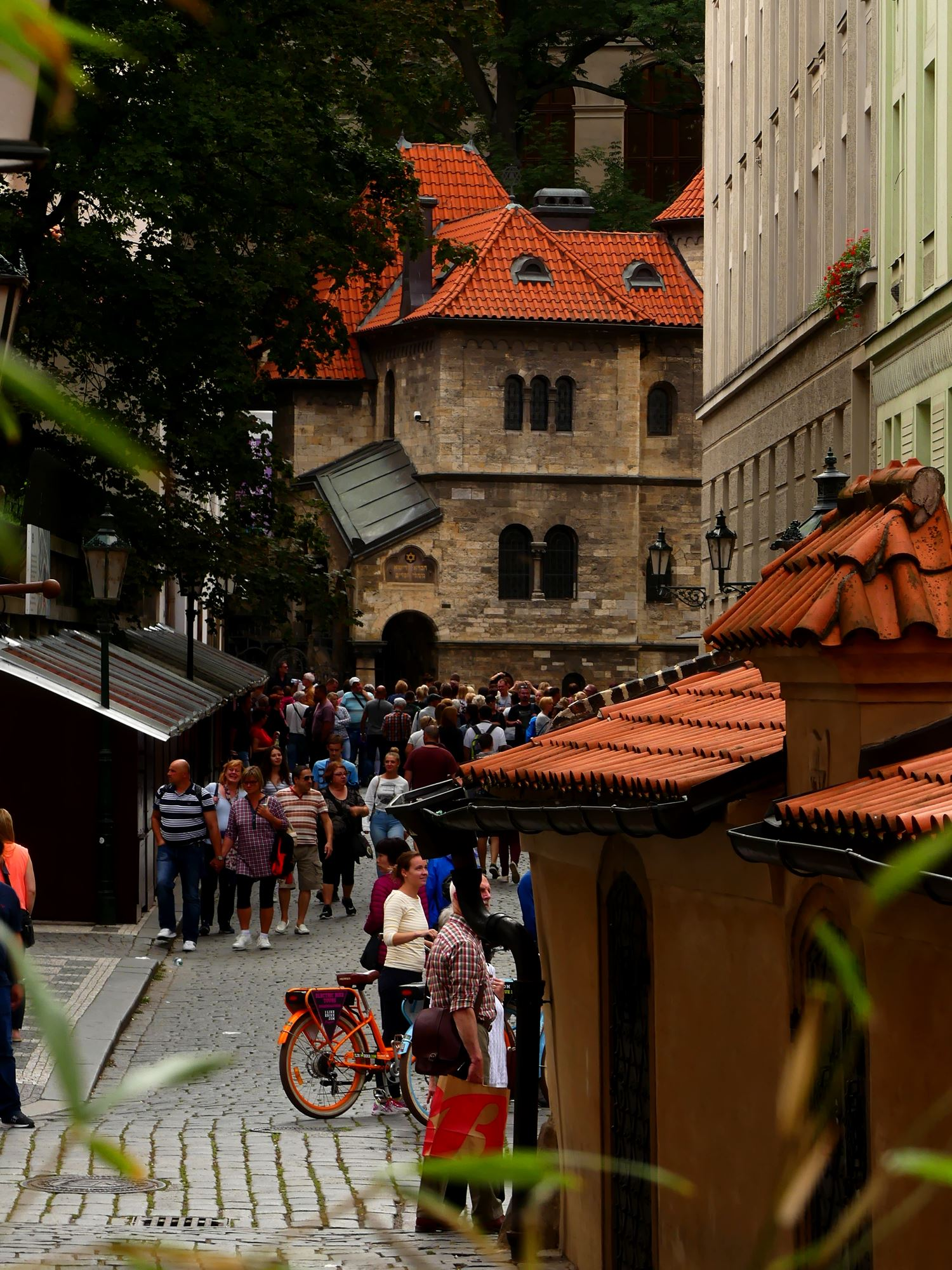 Claironyva Week end Prague Quartier Juif