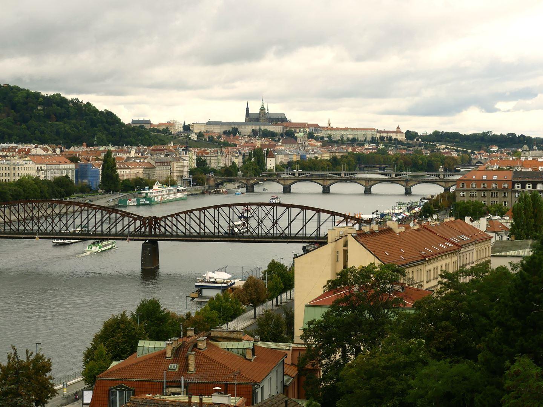 Prague Forteresse Vysehrad Claironyva
