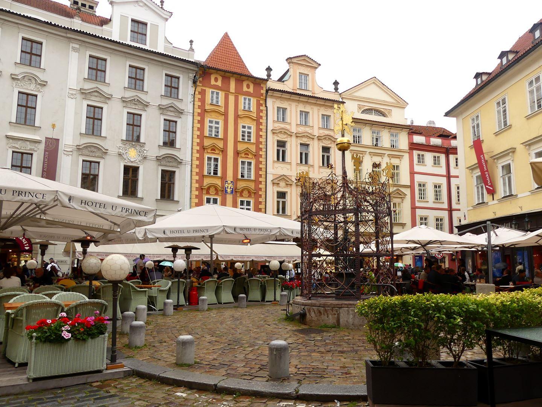 Prague Vieille Ville Claironyva