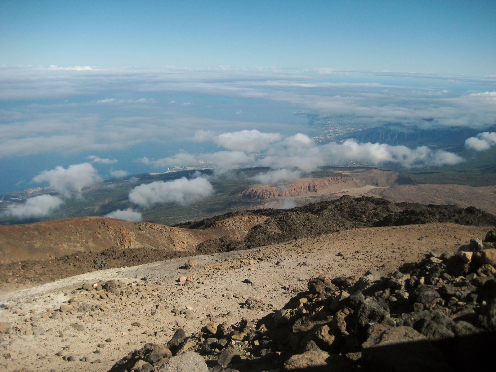 Tenerife Teide Claironyva