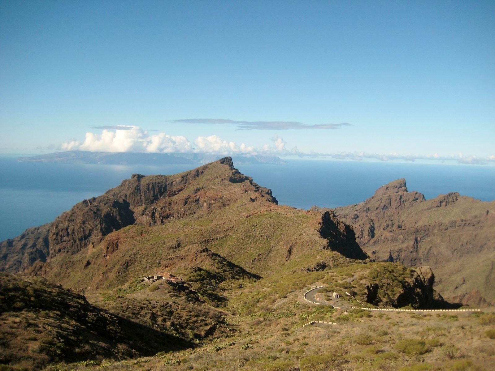 Tenerife Masca Claironyva