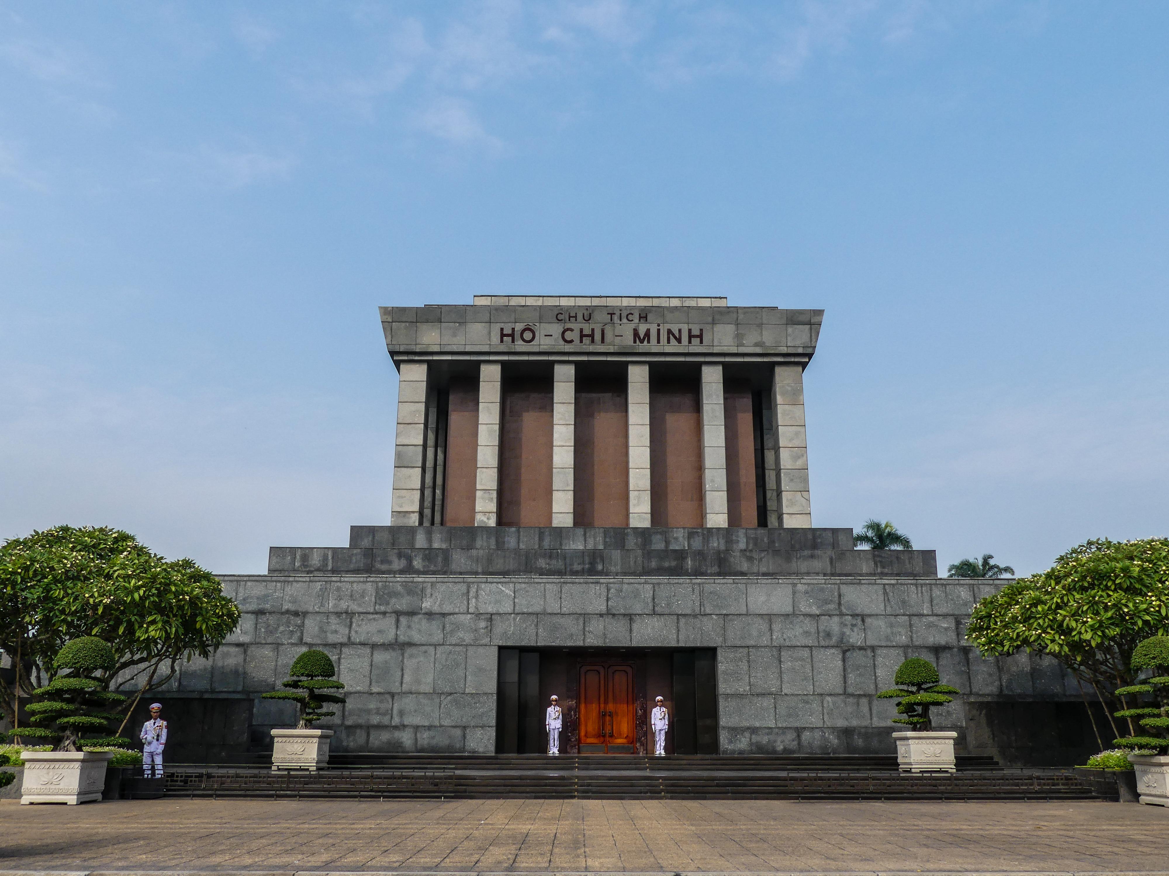 Mausolée d'Ho Chi Minh - Hanoï - Vietnam - Claironyva