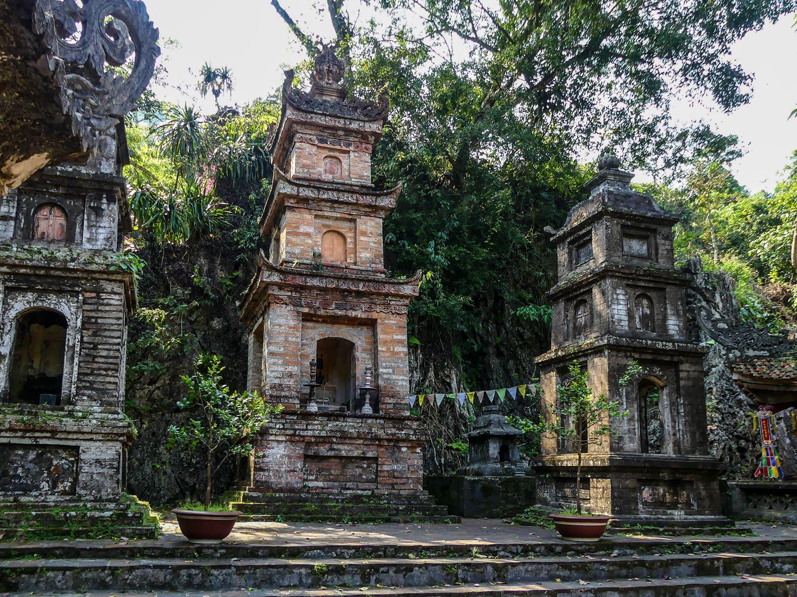 Claironyva Vietnam Hanoi Pagode des Parfums