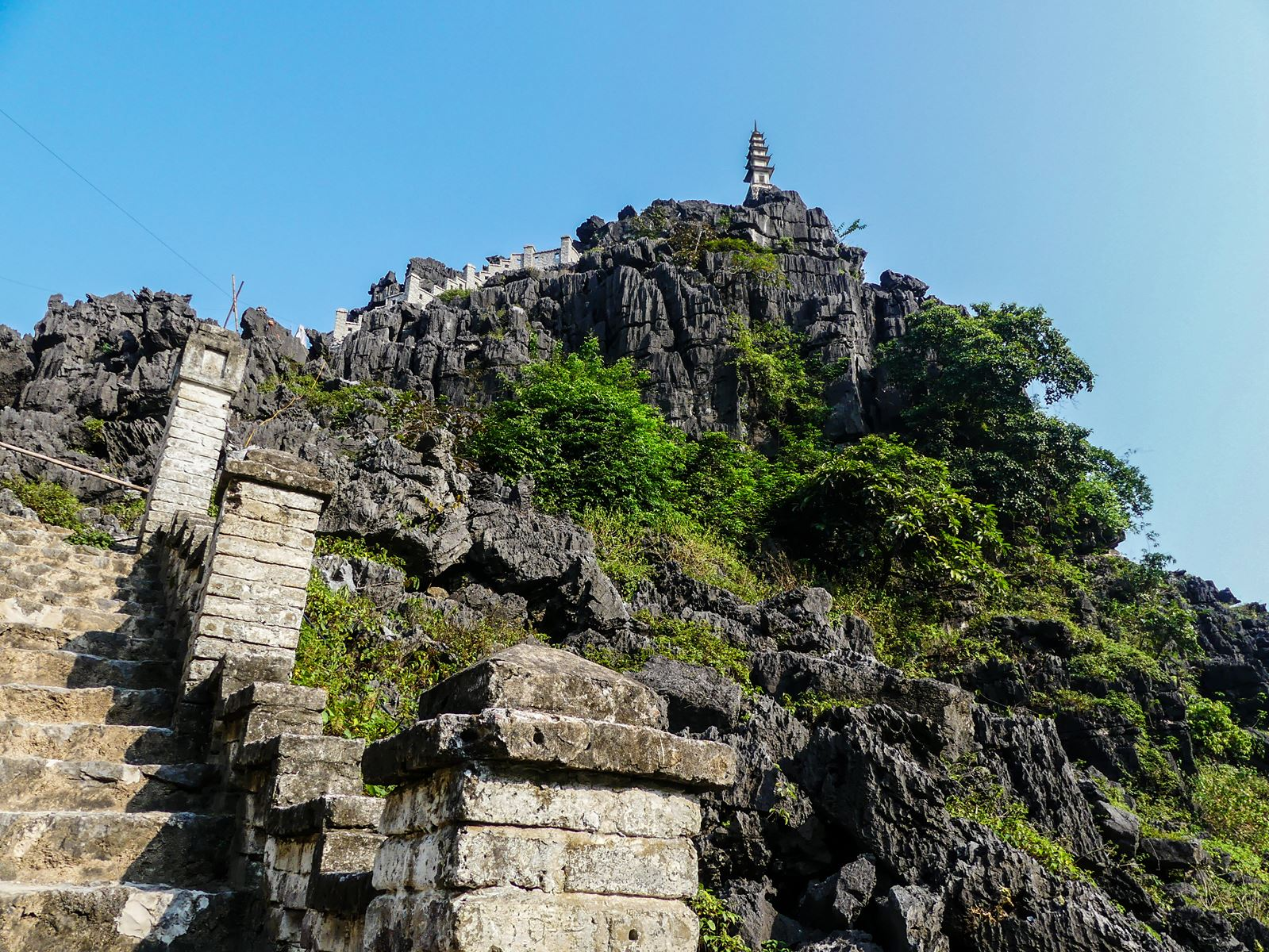 Hang Mua province de Ninh Binh - Tam Coc - Baie d'Halong terrestre