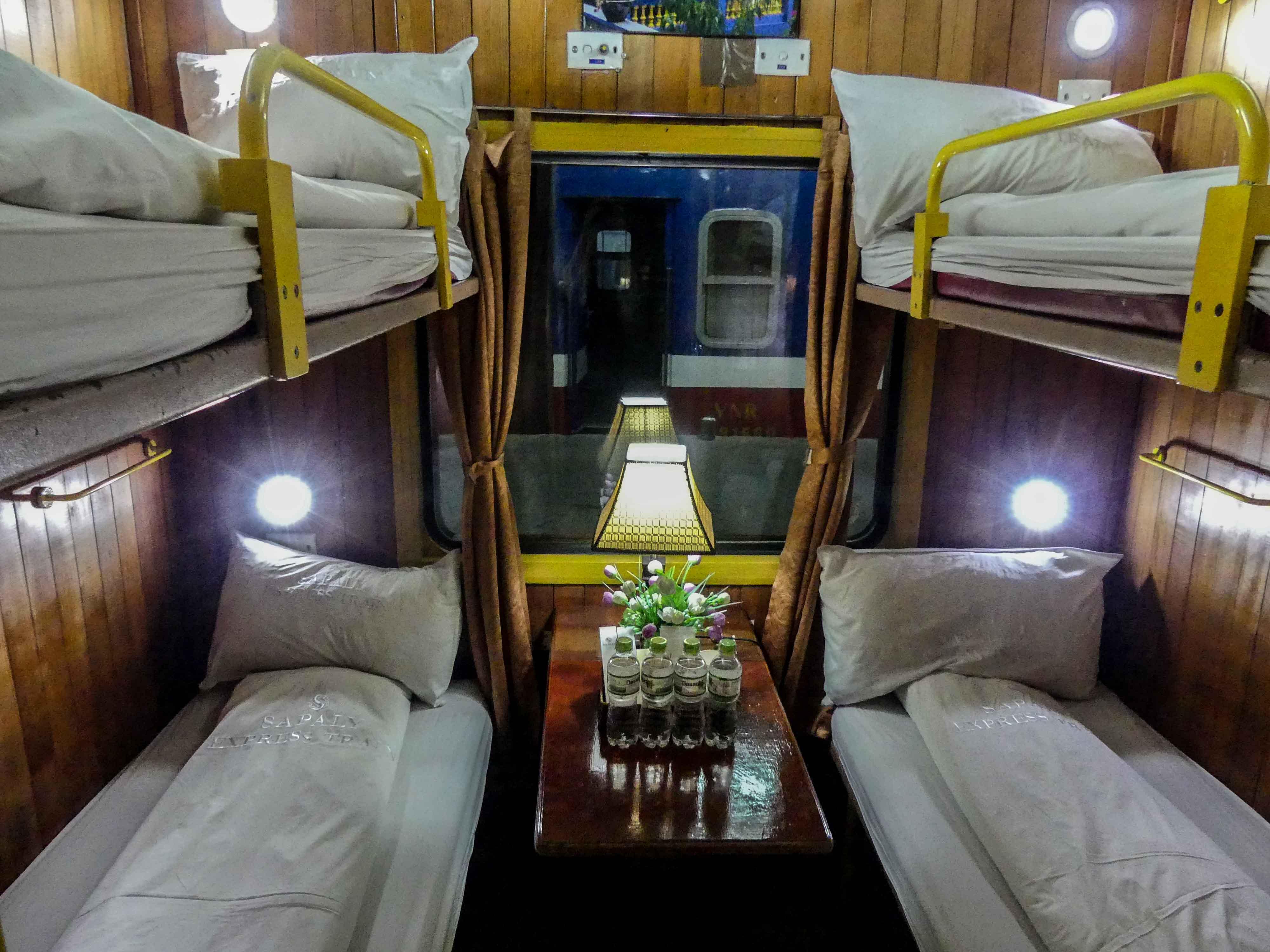 Claironyva Vietnam Sapa Sapaly Express
