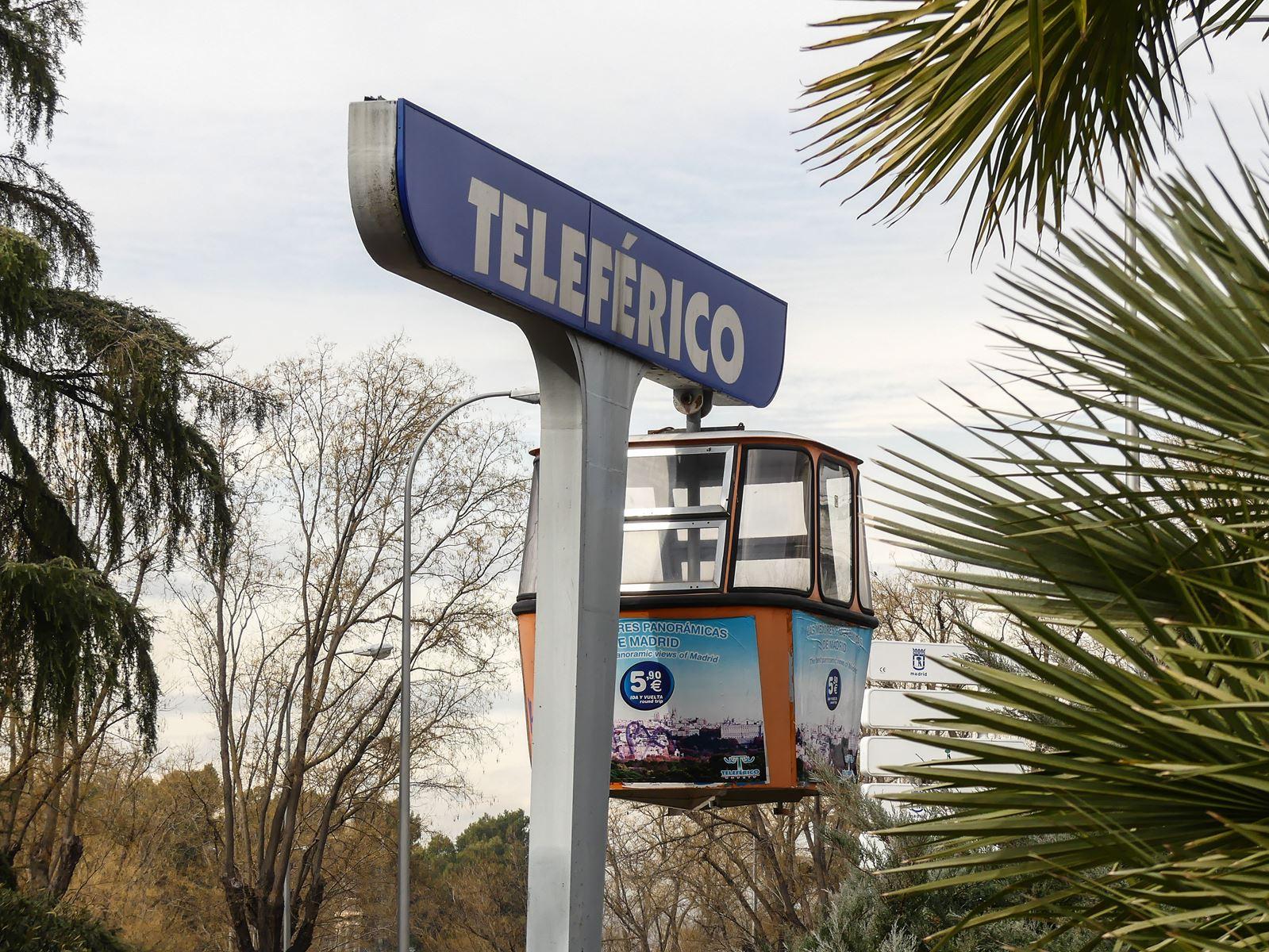 madrid-claironyva-parque de la montane - teleferico