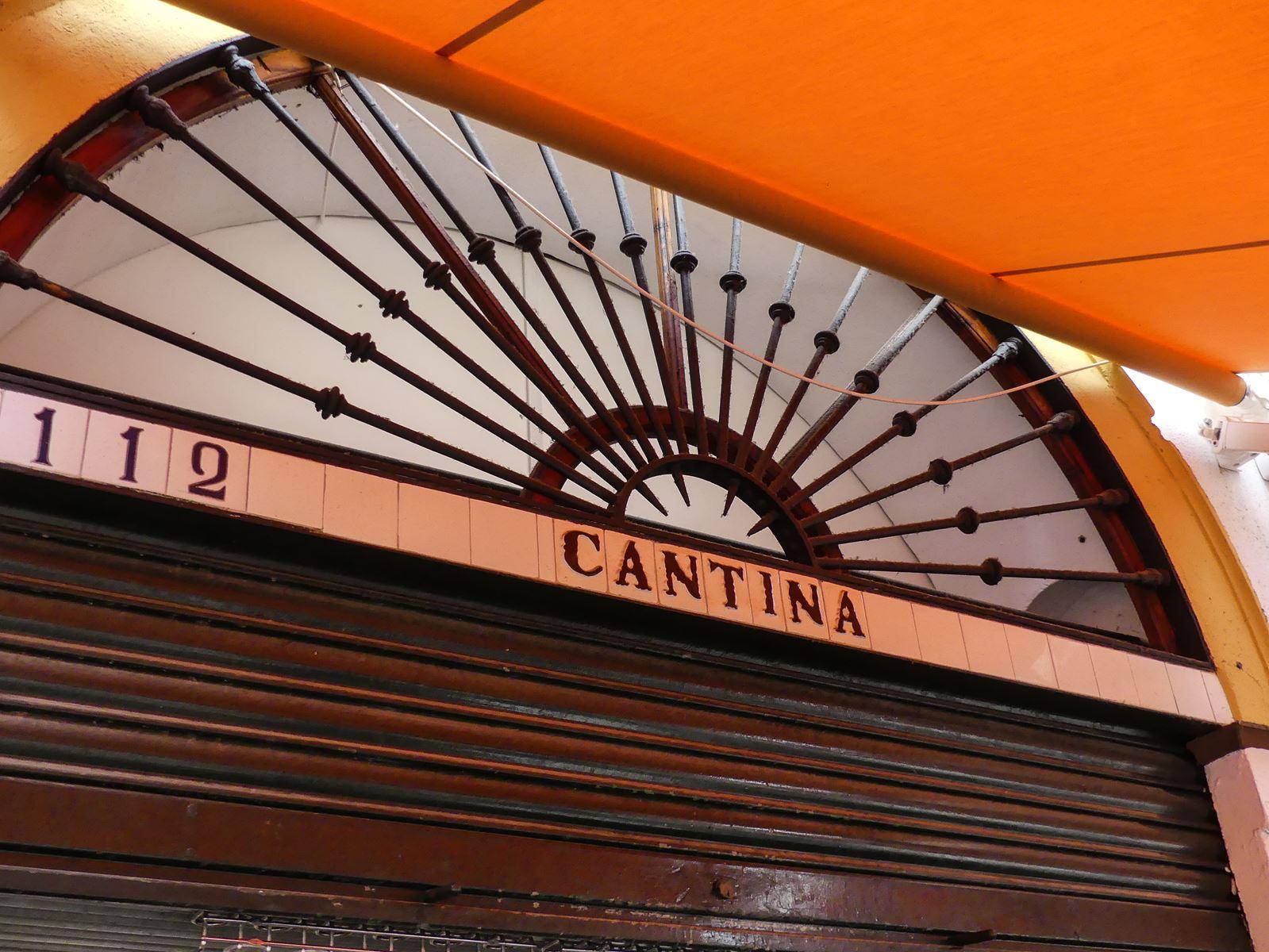 Claironyva - Séville - Macarena - La Cantina - Tapas