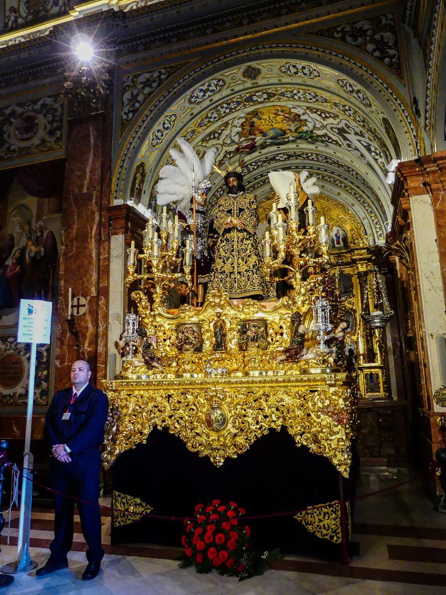 Claironyva Séville Basilica de la Macarena