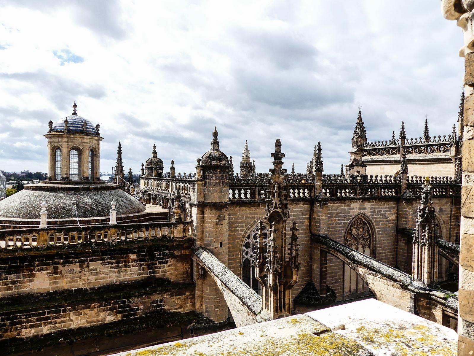 Claironyva Séville La Catedral Vue depuis la Giralda