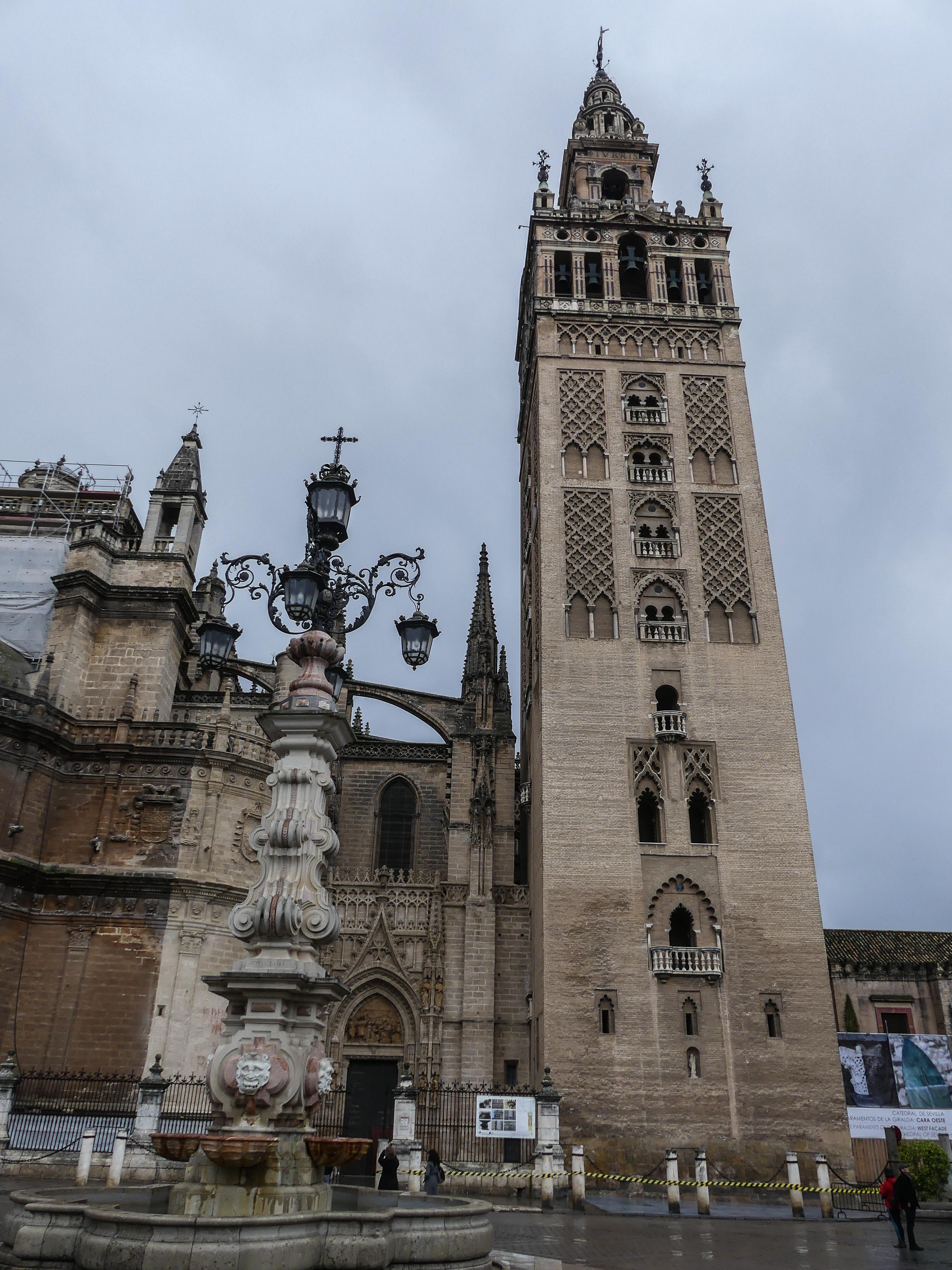 Claironyva Séville La Catedral