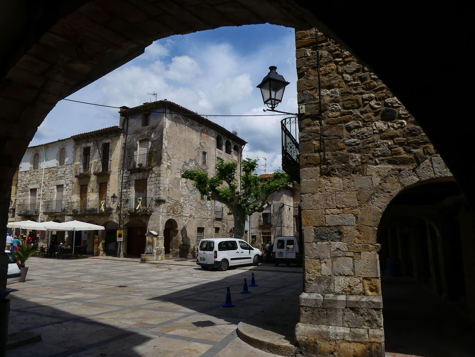 Claironyva Catalogne Garrotxa Besalu