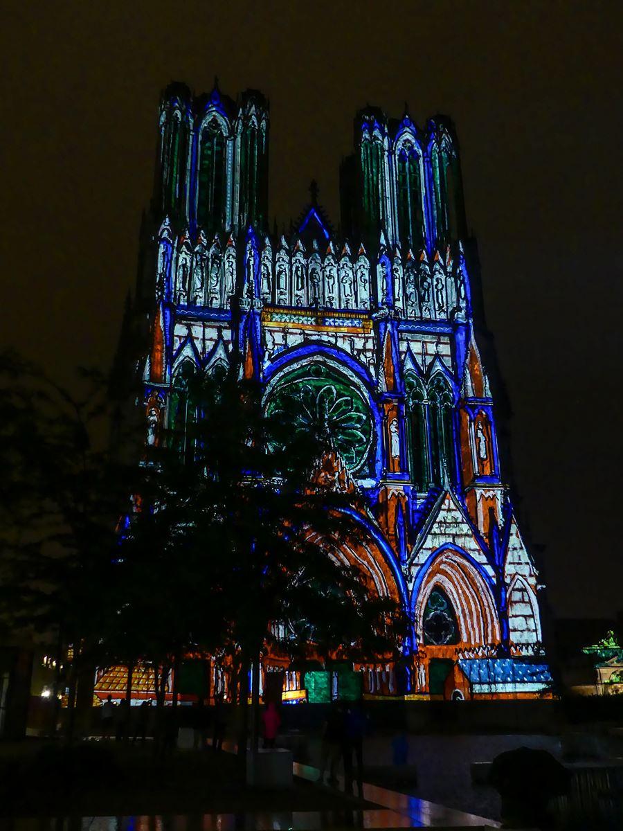 Claironyva France Reims Cathédrale