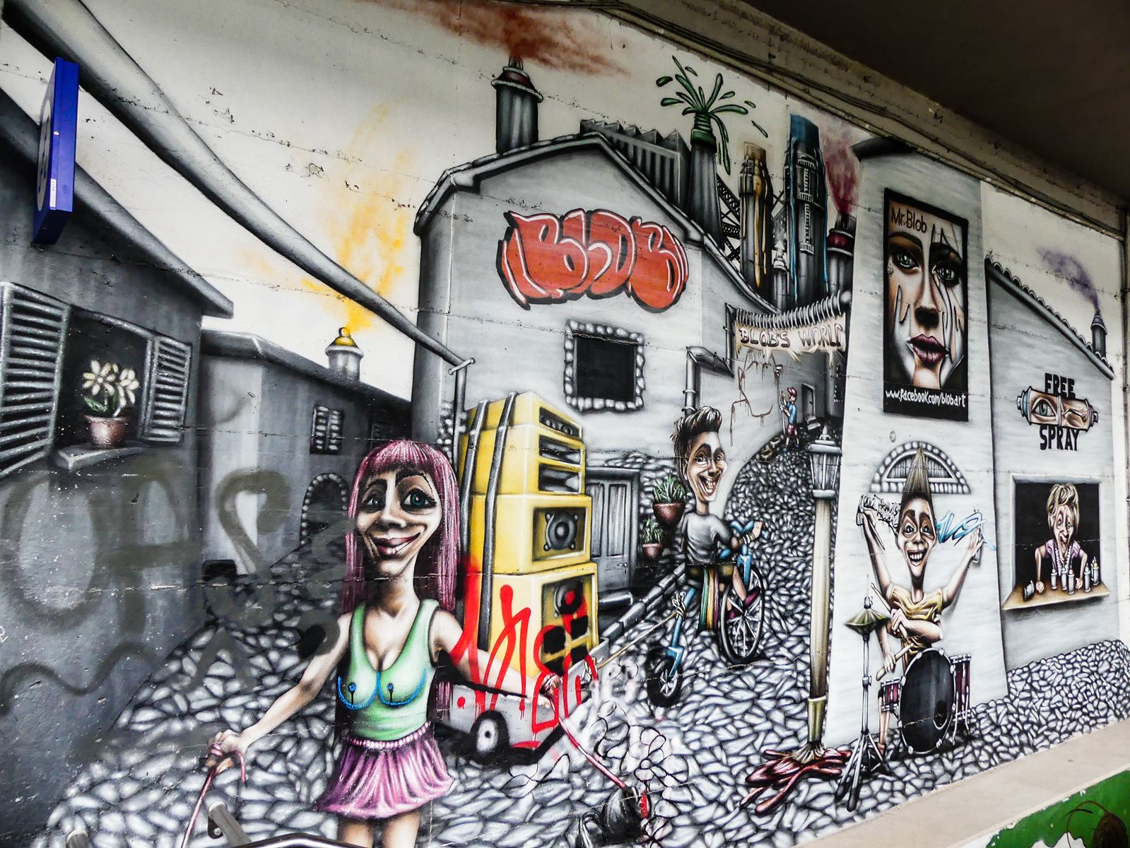 claironyva italie milan street art