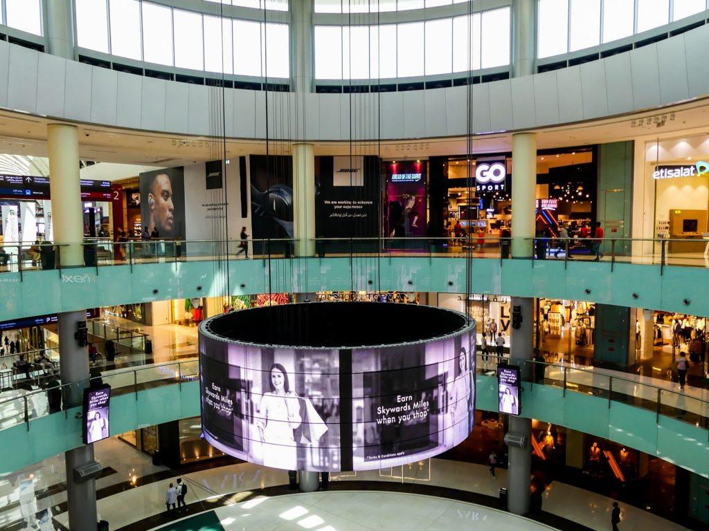 claironyva escale mall of dubai