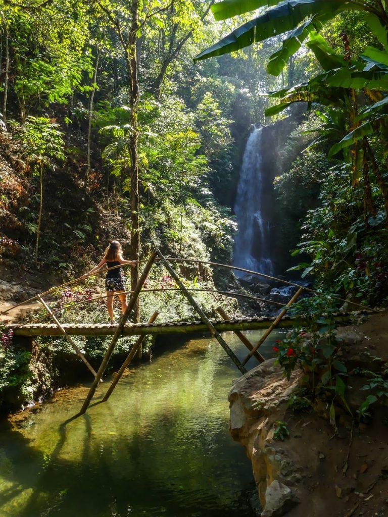 Bali Munduk Waterfall