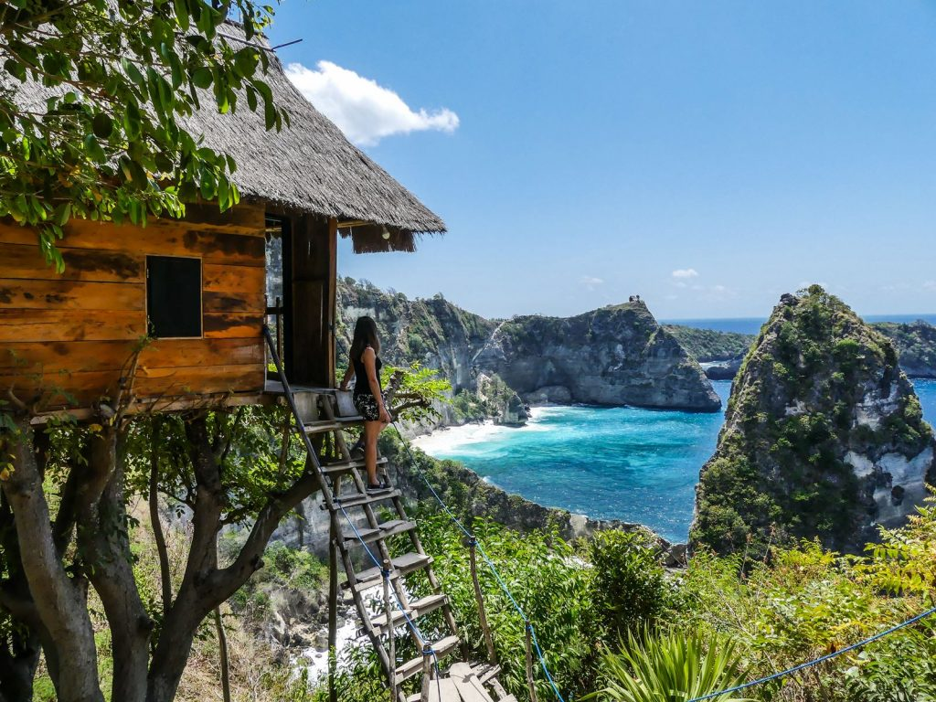 Nusa Penida Tree House