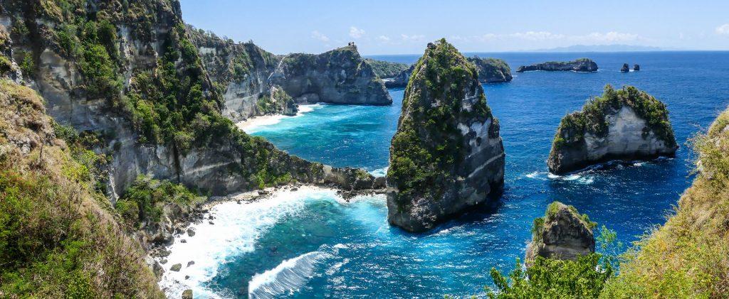 Claironyva - Bali - Nusa Penida - Atuh Cliff
