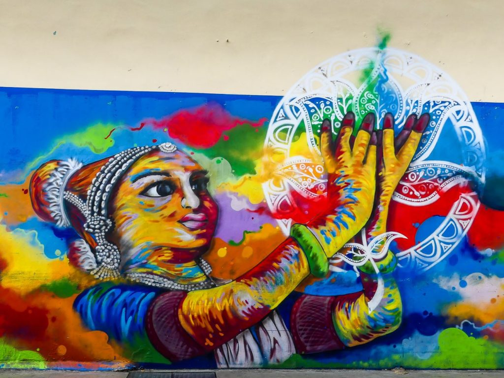 Street Art Little India