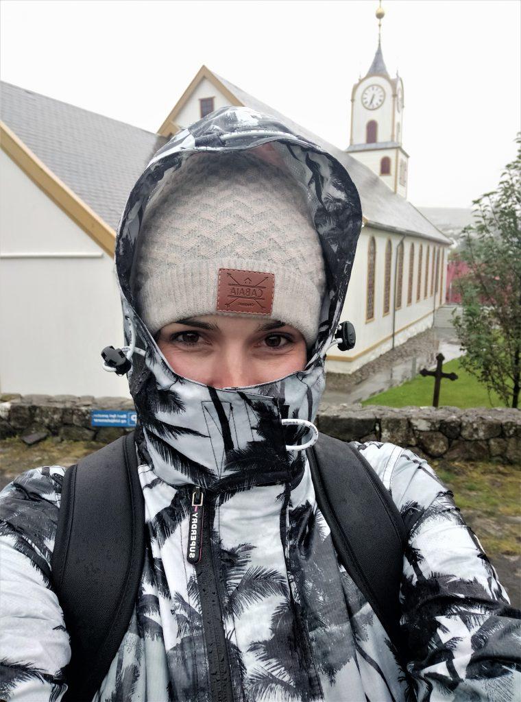 Bonnet obligatoire lors du voyage aux Iles Feroe
