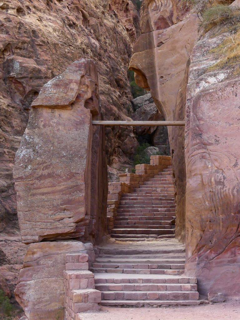 Petra - Al Khubtha Trail