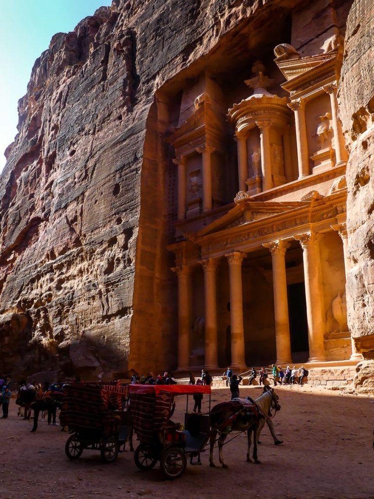Jordanie - Petra - Le Trésor