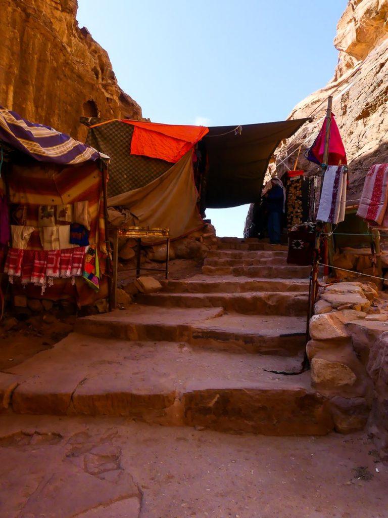 Petra - Sentier Al Deir