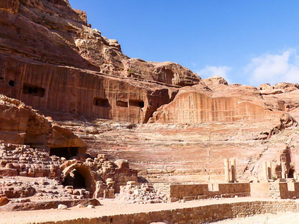 Petra - Théâtre
