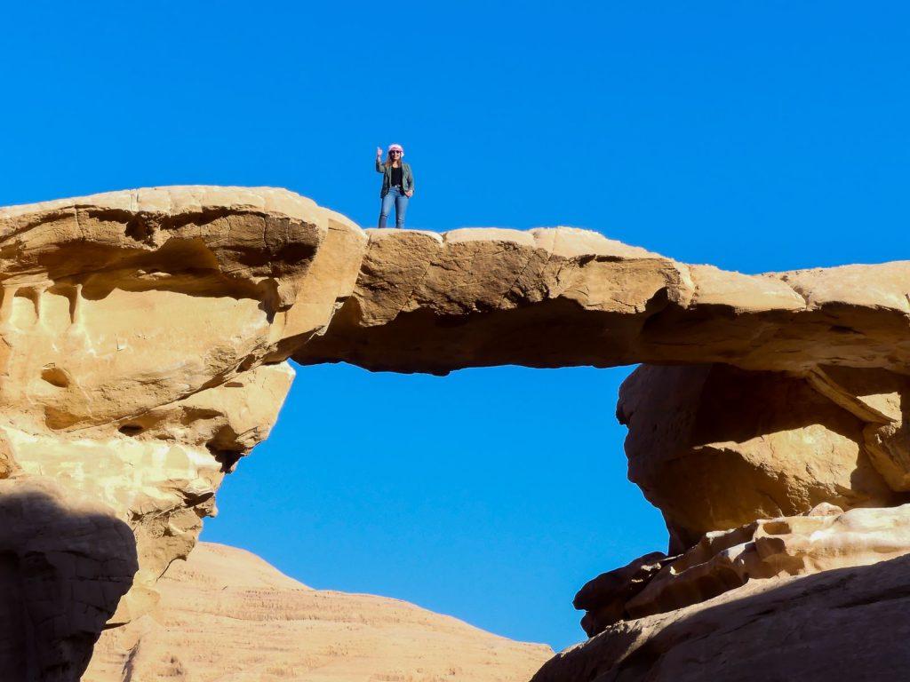 Jordanie - Désert du Wadi Rum
