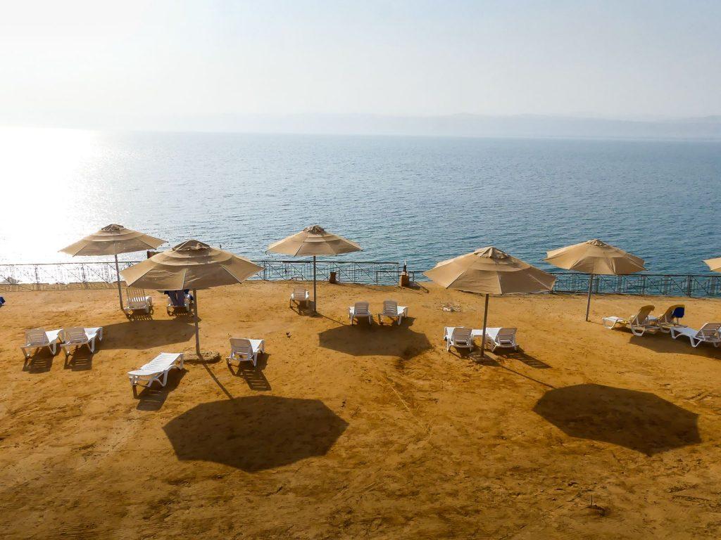 Jordanie : mer Morte