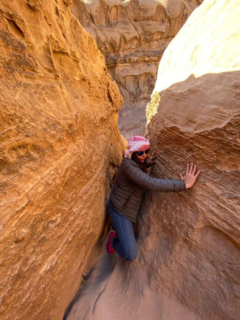 Wadi RUm - la grande arche