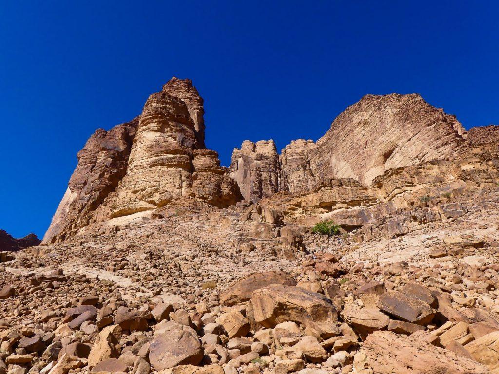 Wadi Rum - arrêt 1