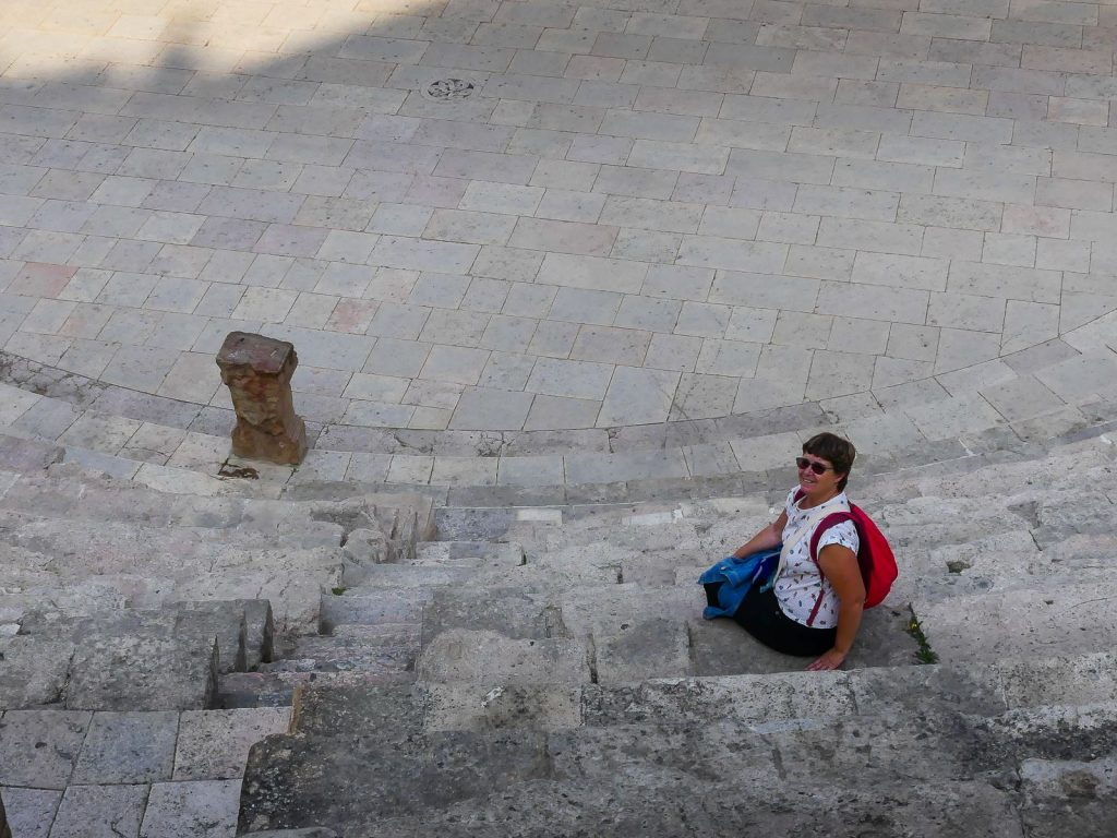Amman - Théâtre Romain